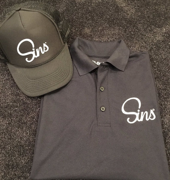 Sins Polo Shirt