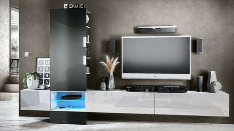 Open Box - Wall Unit Manhattan V3