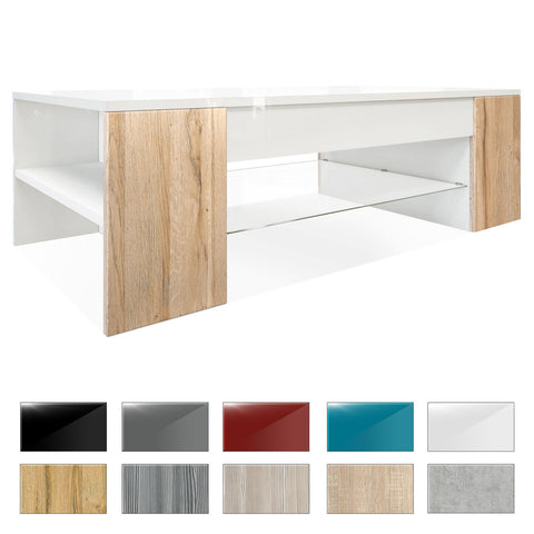 "Coffee Table ""Clip"" in Various Colors"