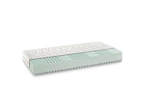 7-Zone Comfort Foam Mattress Solido Titan (100x200cm)