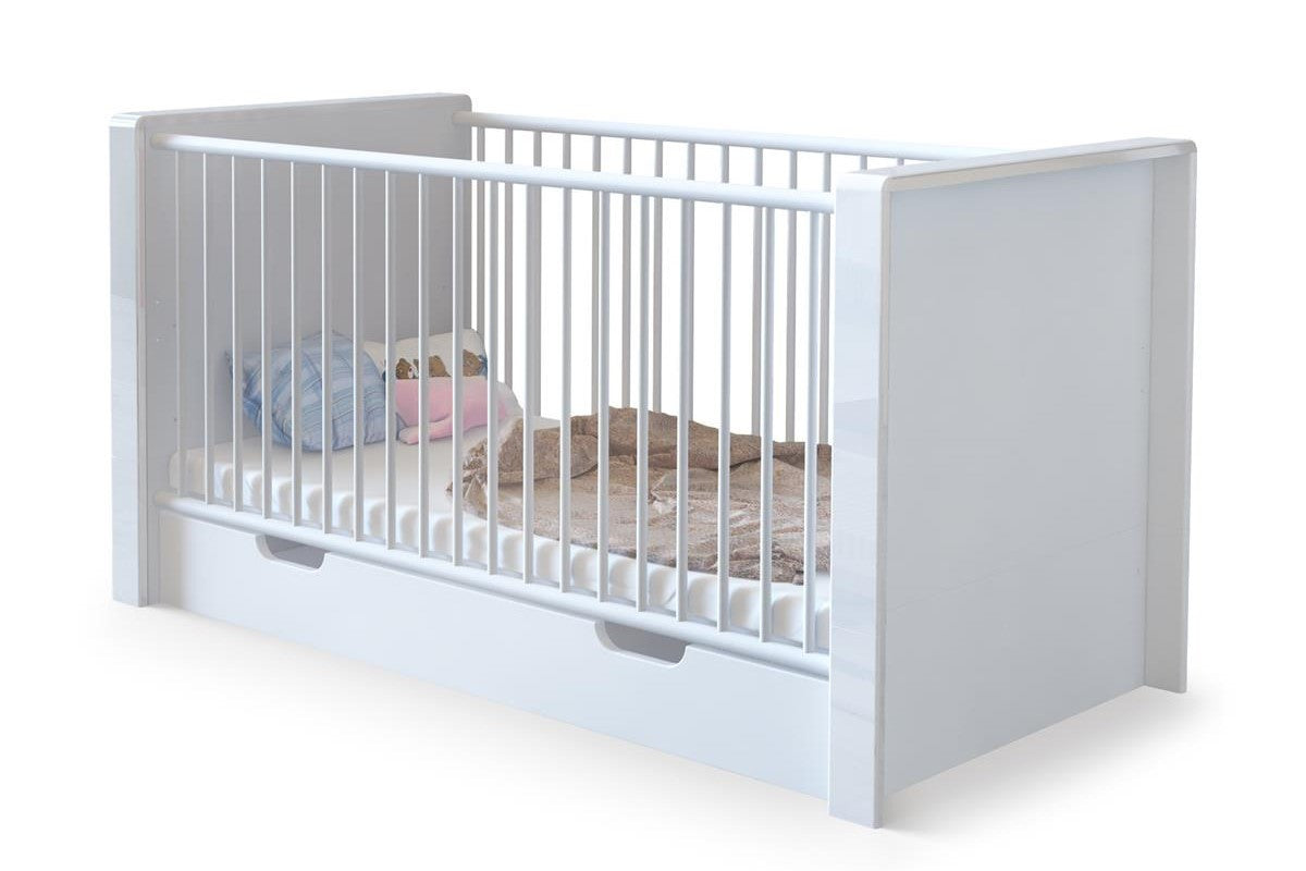 Baby crib nandini convertible to toddler bed