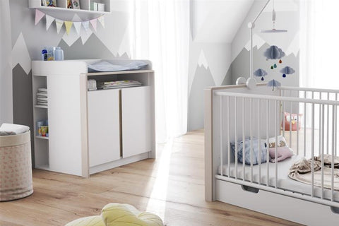 Changing Table Nandini - Convertible to Sideboard