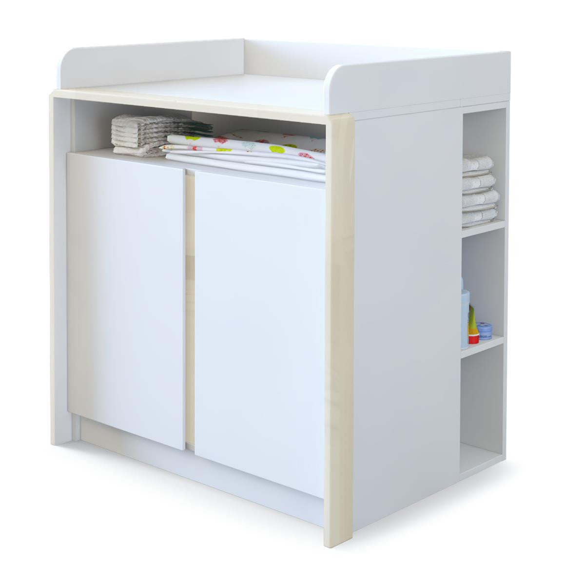 Changing Table Nandini Convertible To Sideboard Josy Furniture