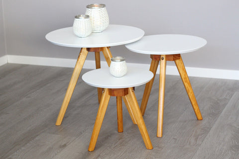 "Coffee Table Set ""Dakota"""