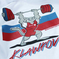 Dmitry Klawkov Tee - Womens
