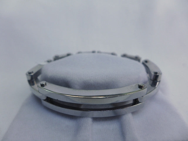 Men's Steel Heavy Duty Bracelet