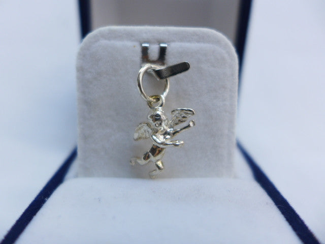 Sterling Silver Fairy Charm