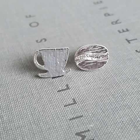 Cup o' Joe Earrings
