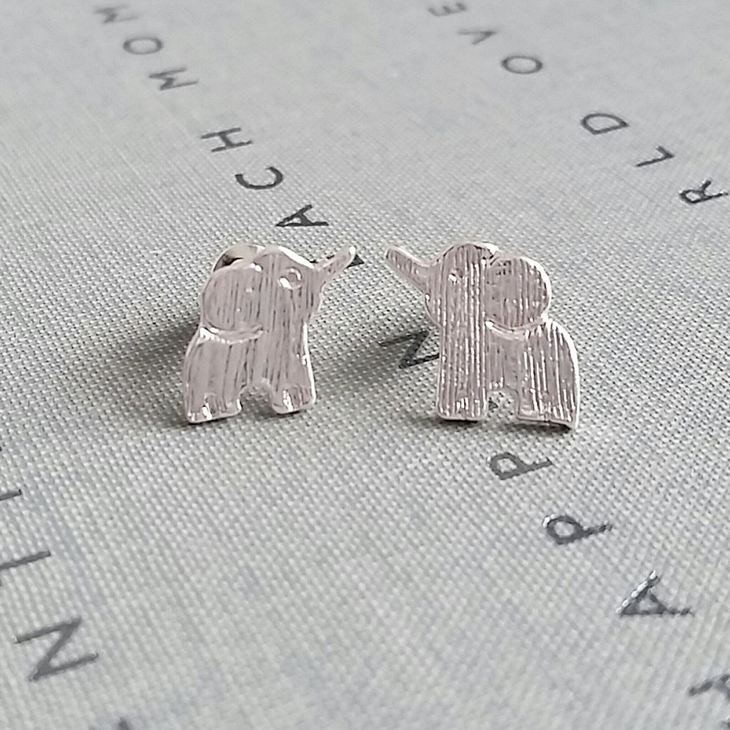 Lil' Elephant Earrings