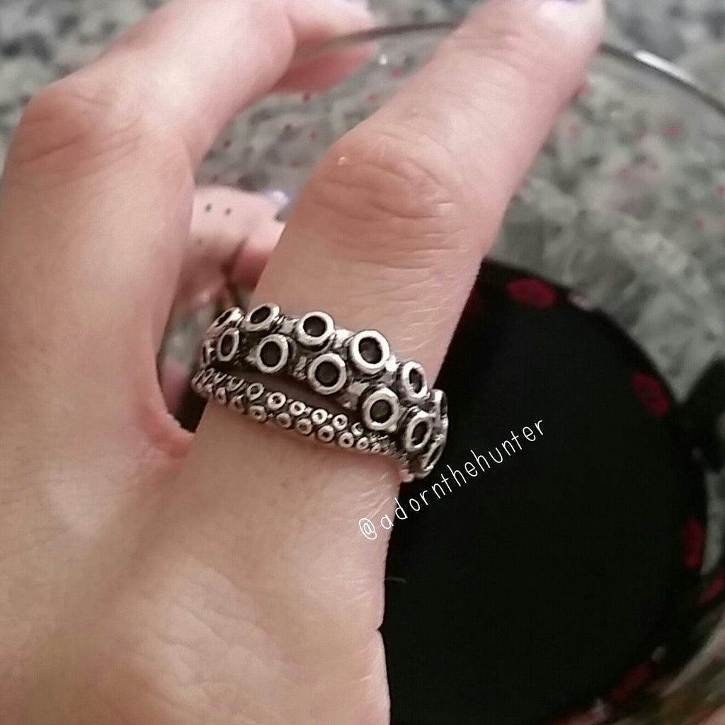 Squid Tentacle Ring