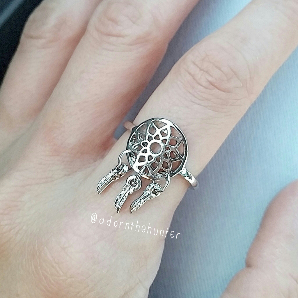 Dream Catcher Ring