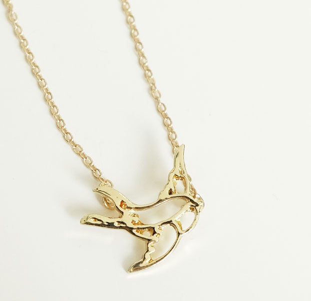 Sparrow Necklace
