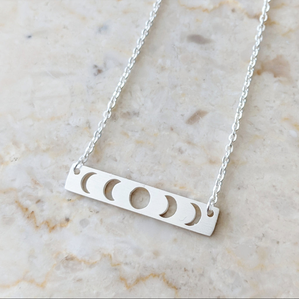 Moon Phase Necklaces
