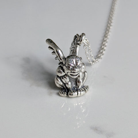 Gargoyle Necklace