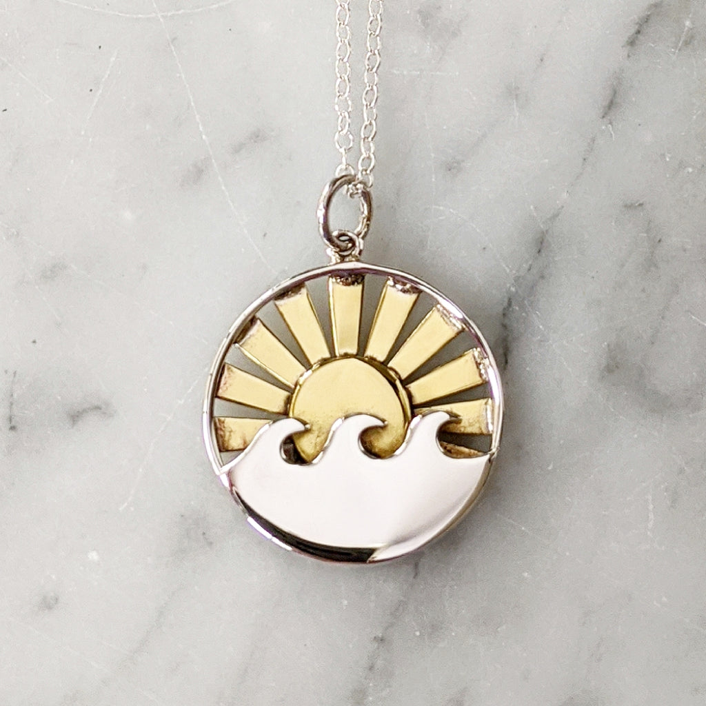 Ocean Sunrise Necklace