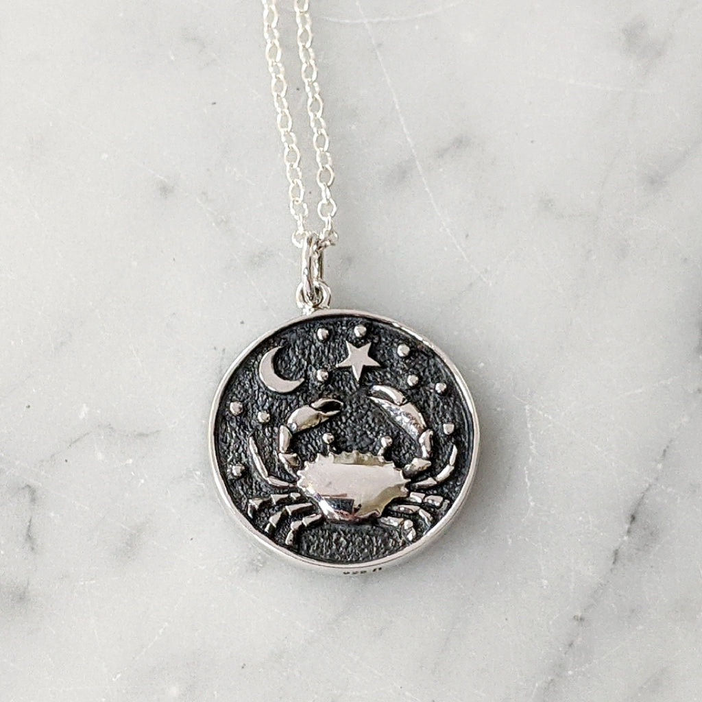 Cancer Pendant Necklace