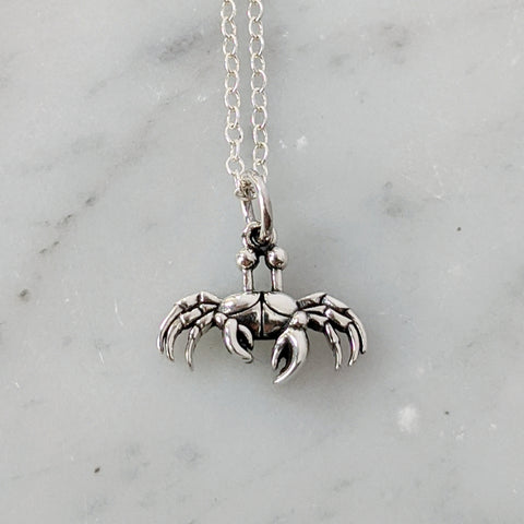 Crabby Necklace