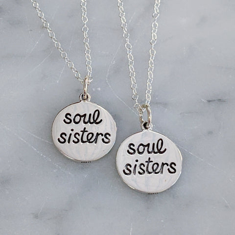 Soul Sisters Necklace Set