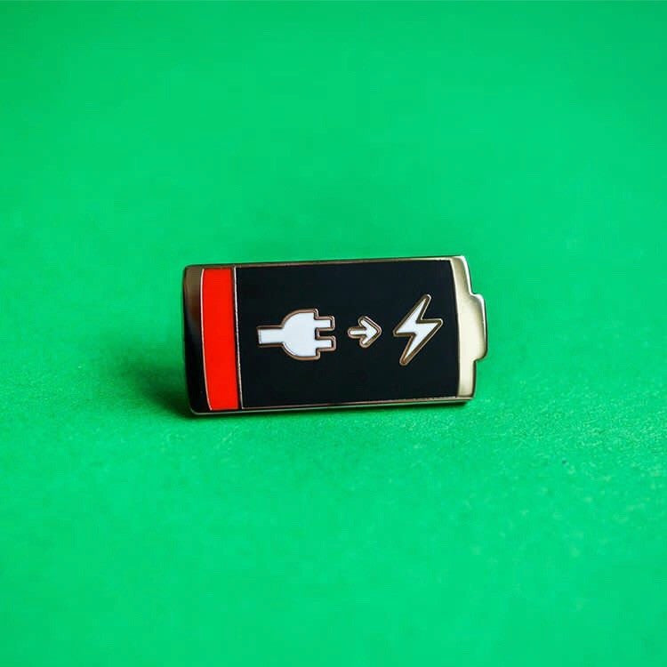 Low Battery Pin