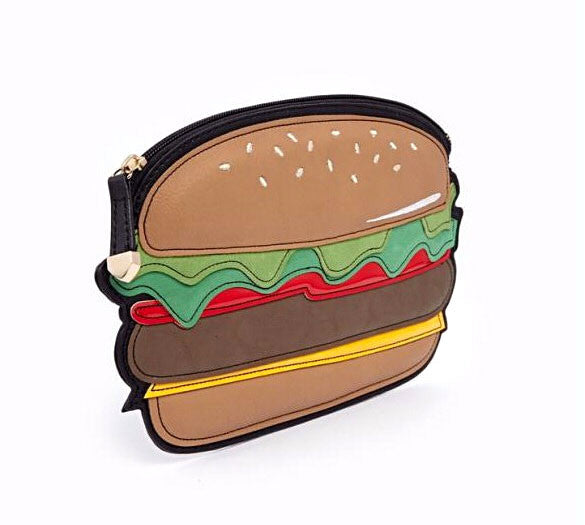 Hamburger Clutch