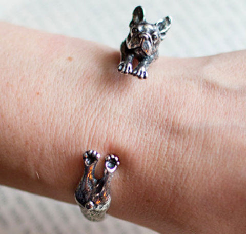 French Bulldog Bangle
