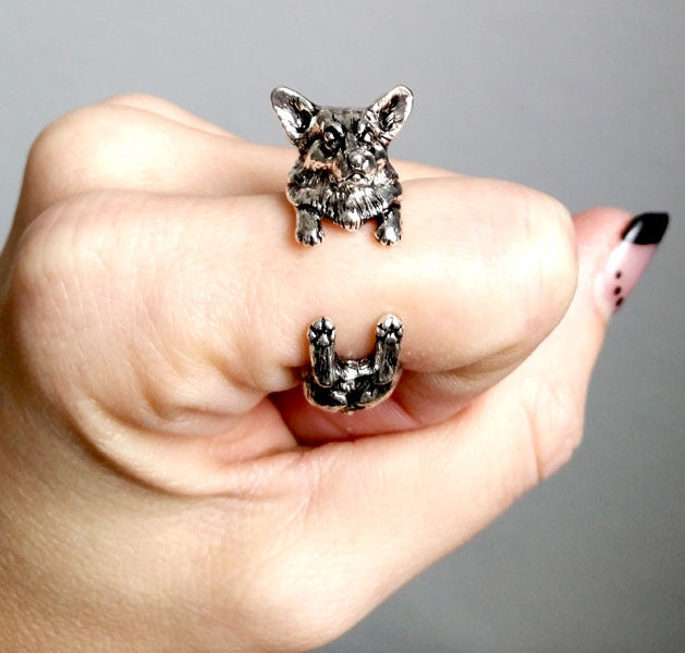 Corgi Wrap ring