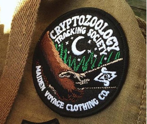 Friends of Cryptid Wildlife Patch