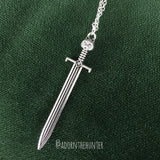 Game of Thrones Sword Necklace
