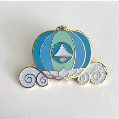 Magical Carriage Pin