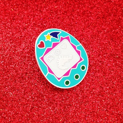 Virtual Pet Pin