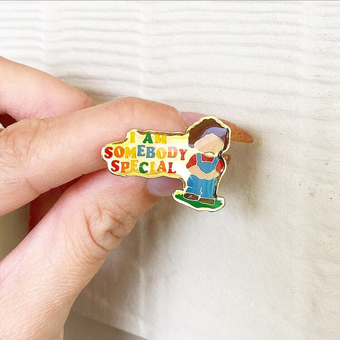 Somebody Special Pin