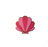 Pink Shelly Pin