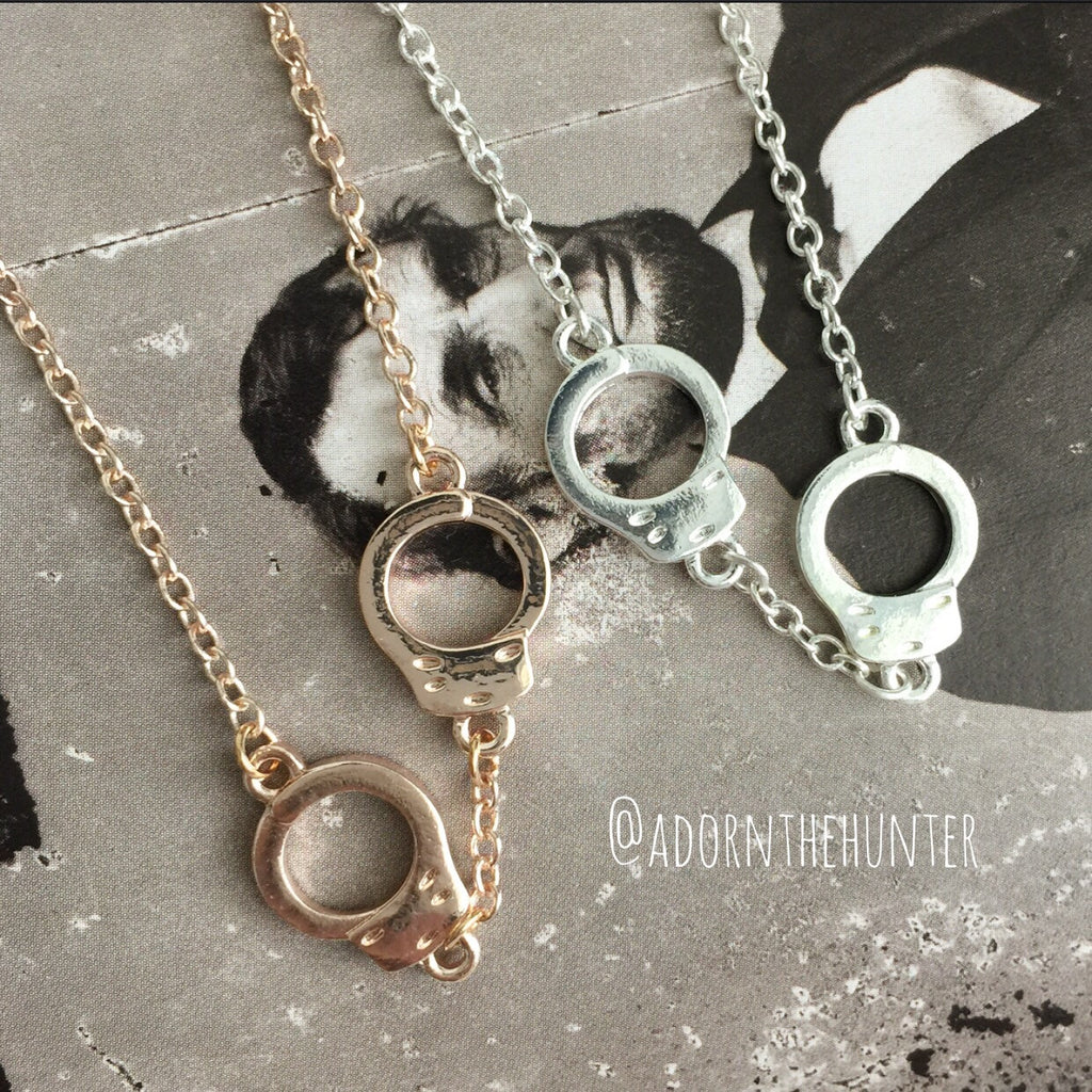 Handcuff Necklaces