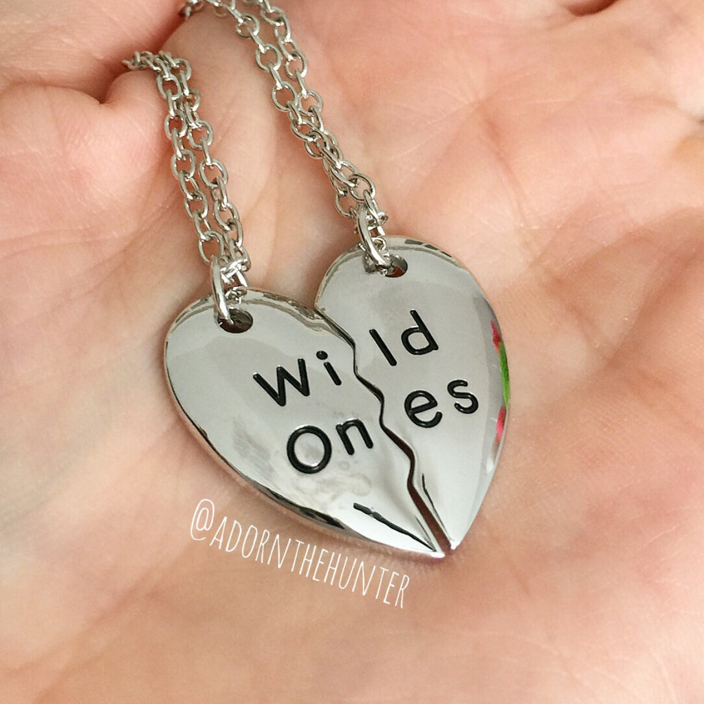Wild Ones Necklaces