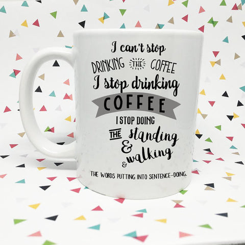 Gilmore Girls Quote Mug