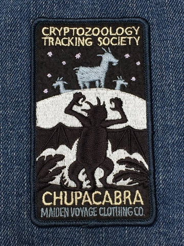 Chupacabra Patch