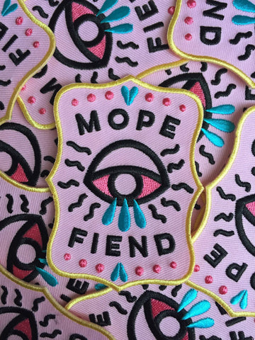 Mope Fiend Patch