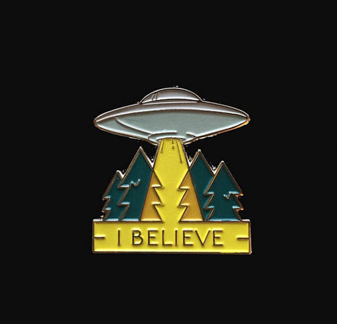 I Believe Pin
