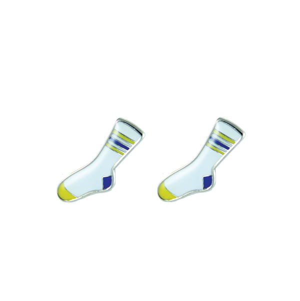 Tube Socks Pin