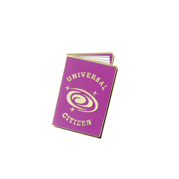 Universal Citizen Pin