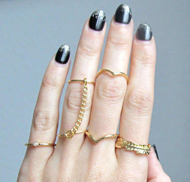 Lucille Ring Set