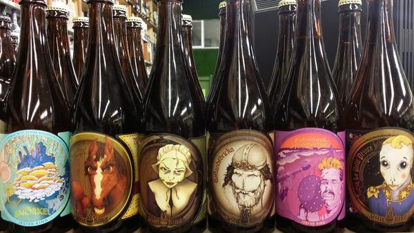 Jester King & Grimm Brewing HUGE DROP! TheBrueryConfessions, Share This, Melange 14 & SourintheRye