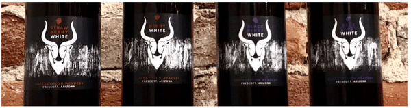 Superstition Meadery White Series NOW IN STOCK - ORDER NOW