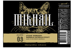 Latest Newsletter with Stone Brewing bringing out the big barrel aged beers