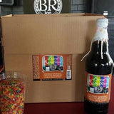 Brew Rebellion Fruity Pebbles Saturday Morning Cartoons Breakfast Cereal Milk Stout 22oz NO LIMIT
