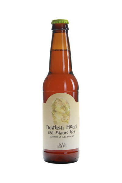 Dogfish Head 120 Minute IPA 12 oz LIMIT 2 (Read Order Info)