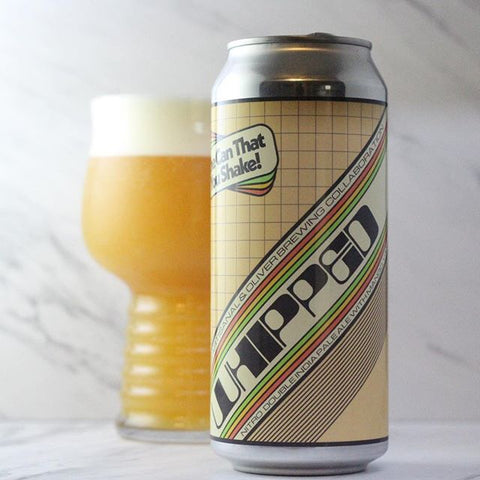 Stillwater Artisanal Ales / Oliver Brewing Co Whipped Mango, Nitro double IPA 16oz CAN