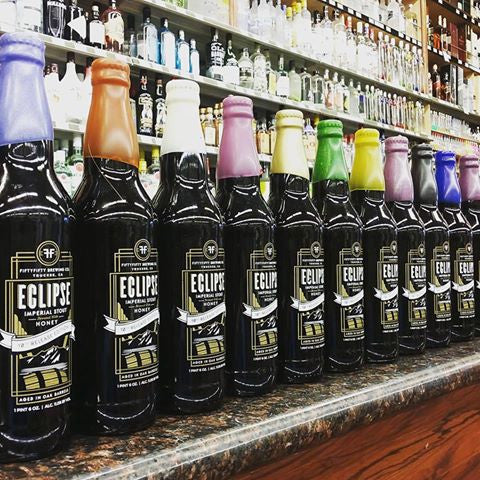 Fifty Fifty Eclipse 11 Pack Horizontal 22oz LIMIT 1 packs per person (only 12 packs available)