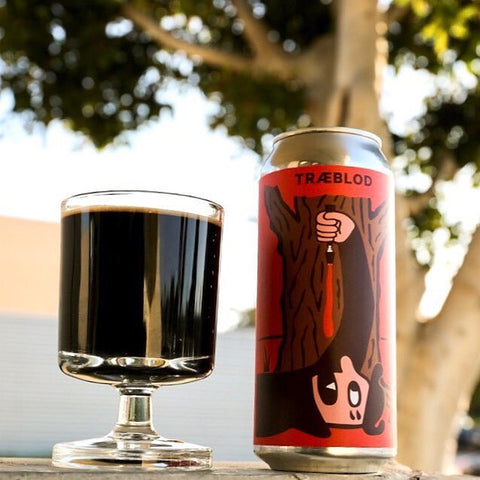 Mikkeller Brewing San Diego TRÆBLOD 16oz cans 11% Maple Stout