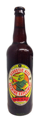 Acoustic Ales Run for the Hills IPA 22oz